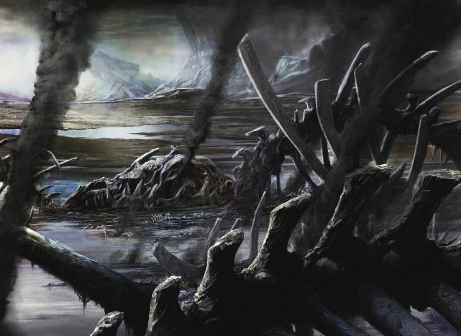 Polluted Delta Featured Image - Matt Plays Magic