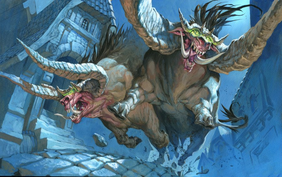 Tooth and Nail Featured Image - Matt Plays Magic