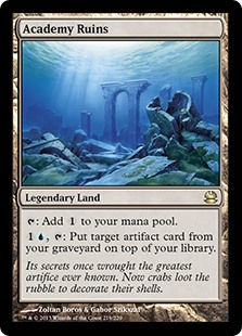 Academy Ruins - Matt Plays Magic