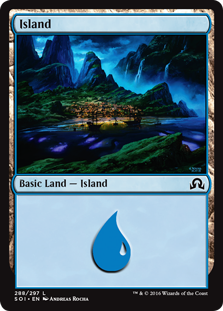 Island - Matt Plays Magic