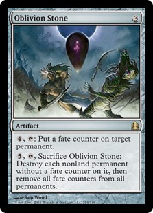 Oblivion Stone - Matt Plays Magic