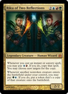 Riku of Two Reflections - Matt Plays Magic