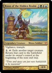 Roon of the Hidden Realm - Commander - Matt Plays Magic