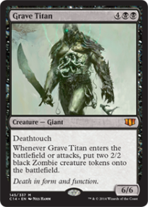 Grave Titan - Matt Plays Magic