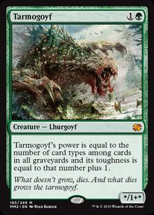 Tarmogoyf - Matt Plays Magic