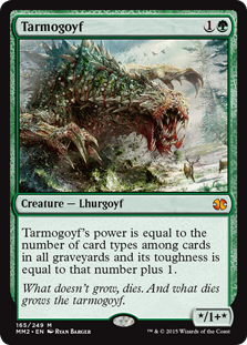 Tarmogoyf - Matt Plays Magic