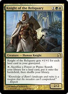 Knight of the Reliquary - Matt Plays Magic