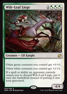 Wilt-Leaf Liege - Matt Plays Magic