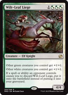 Wilt-Leaf Liege - Matt Plays Magic