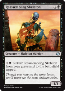 Reassembling Skeleton - Matt Plays Magic