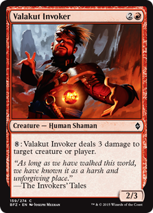 Valakut Invoker - Standard Pauper - Matt Plays Magic
