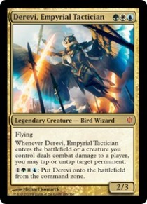 Derevi, Empyrial Tactician - Matt Plays Magic