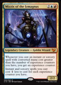 Mizzix of the Izmagnus - Matt Plays Magic