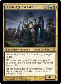 Oloro, Ageless Ascetic - Matt Plays Magic