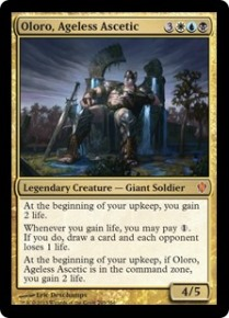 Oloro, Ageless Ascetic - Matt Plays Magic