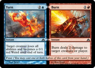 Turn//Burn - Matt Plays Magic