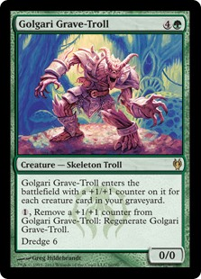 Golgari Grave-Troll - Matt Plays Magic