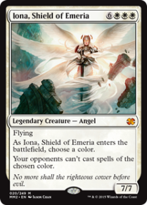 Iona, Shield of Emeria - Matt Plays Magic