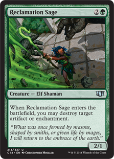 Reclamation Sage - Matt Plays Magic