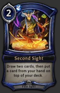 Eternal's Second Sight - Matt Plays Magic