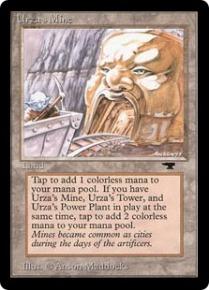 Urza's Mine - Matt Plays Magic