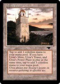 Urza's Tower - Matt Plays Magic