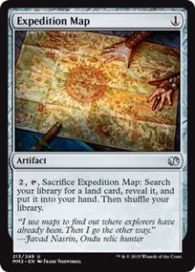 Expedition Map - Matt Plays Magic