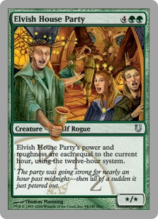 Elvish House Party - Matt Plays Magic 50th Post Extravaganza