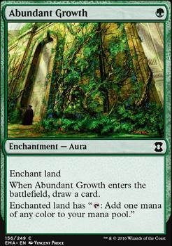Abundant Growth - Matt Plays Magic
