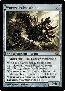 Wurmspiralmaschine - Matt Plays Magic 50th Post Extravaganza