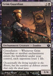 Grim Guardian - Pauper - Matt Plays Magic