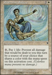 Protective Sphere - Pauper - Matt Plays Magic