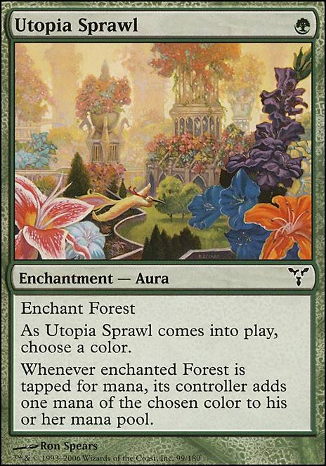 Utopia Sprawl - Matt Plays Magic