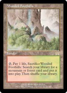 Wooded Foothills - Matt Plays Magic