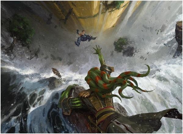 Matt Plays Magic - Perilous Voyage