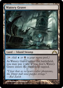 Watery Grave - Matt Plays Magic