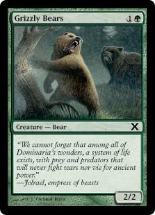 Grizzly Bears - Matt Plays Magic