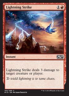Lightning Strike - Matt Plays Magic