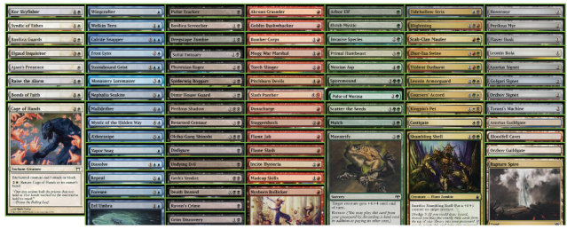 Modern Legal Common Cube - Sealed Pool - Matt Plays Magic