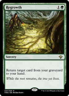 Regrowth - Matt Plays Magic