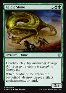 Acidic Slime - Matt Plays Magic