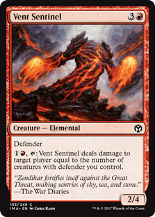 Vent Sentinel - Matt Plays Magic