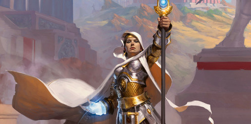 Elspeth in Theros - Matt Plays Magic