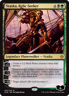 Vraska, Relic Seeker - Matt Plays Magic
