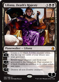 Liliana, Death's Majesty - Matt Plays Magic
