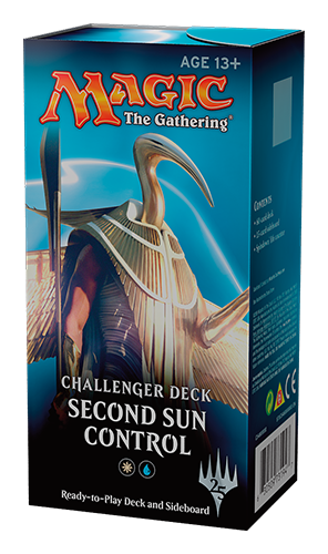 Second Sun Control Challenger Deck - Matt Plays Magic