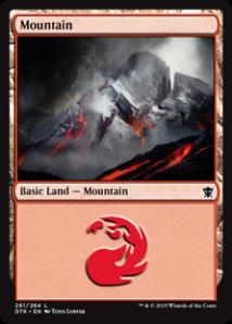 Dragons of Tarkir Mountain Titus Lunter - Matt Plays Magic