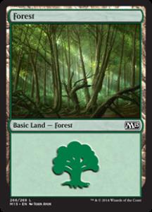 M15 Forest John Avon - Matt Plays Magic