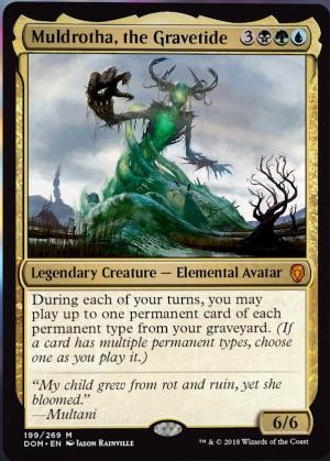 Muldrotha, the Gravetide - Matt Plays Magic