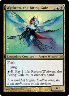 Wydwen, the Biting Gale - Matt Plays Magic